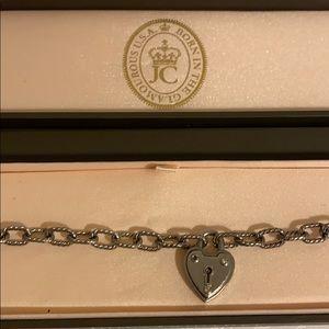 Juicy Couture Lock Bracelet